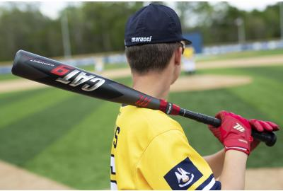 Marucci Cat 9 Connect: Turn your Warning Track Power, into Light Tower Power