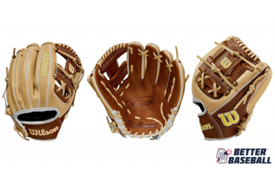 2021 Wilson A2000 11.5 SC86 Infield Glove Spin Control Review