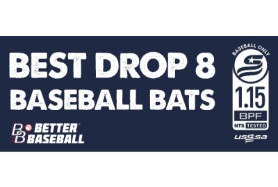 The Best Drop 8 USSSA Baseball Bats