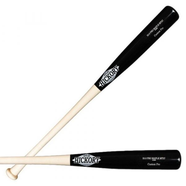 Old Hickory Mike Trout Pro Model Maple Baseball Bat