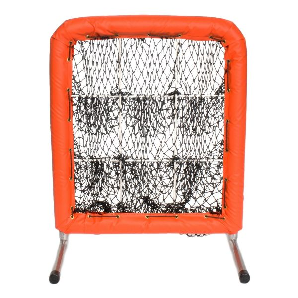 Better Baseball Pitcher's Pocket 9 Hole, Orange