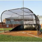 The Big Bubba Portable Backstop