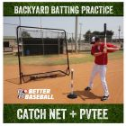 Catch Net and PVTee Combo Kit