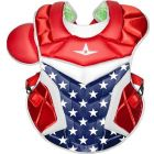 All-Star System 7 Axis USA 16.5in Chest Protector