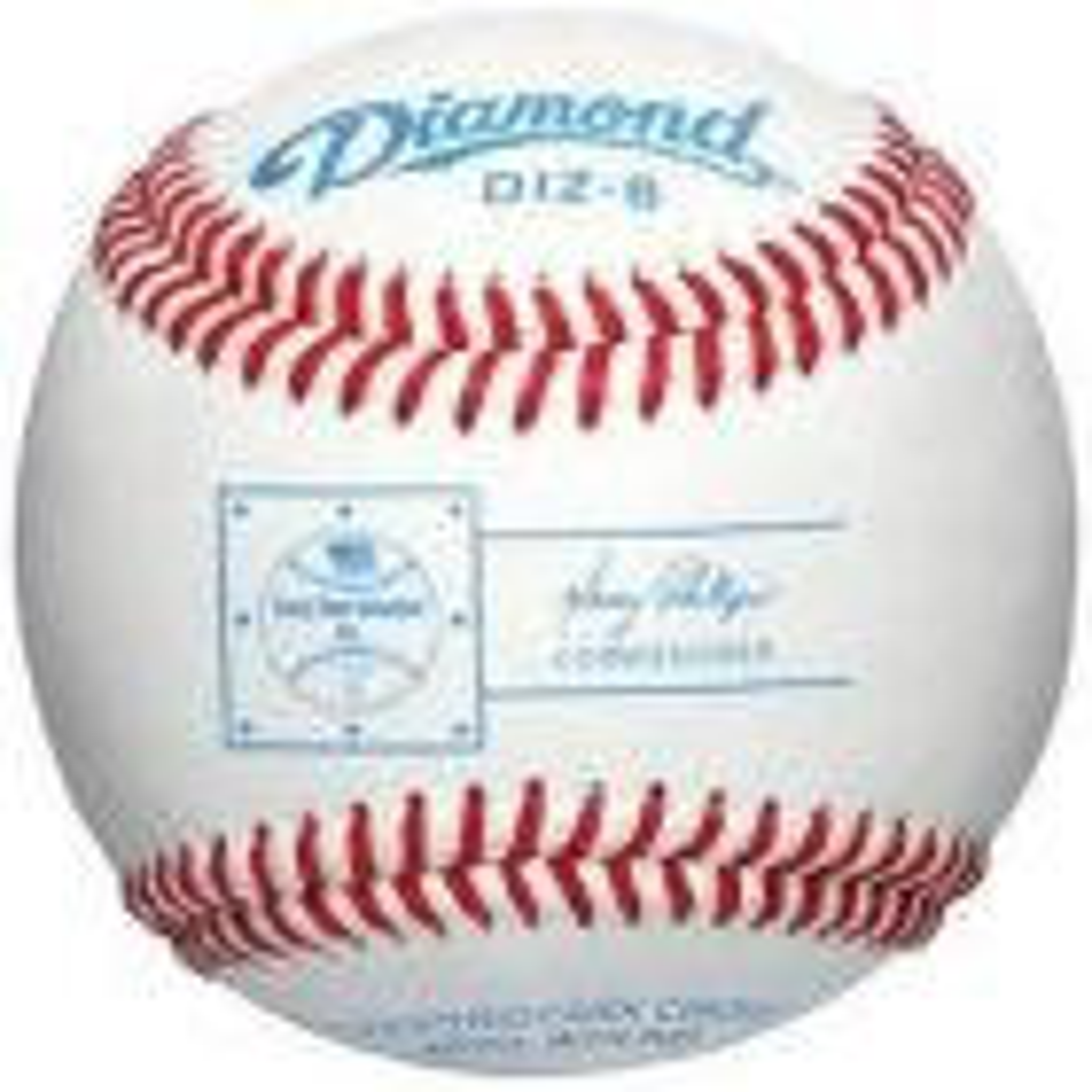 Diamond Dizzy Dean Baseballs