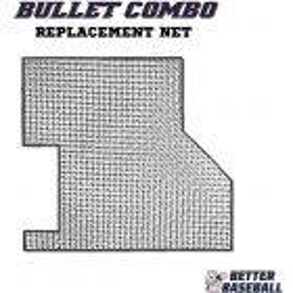 Bullet Combo Replacement Net