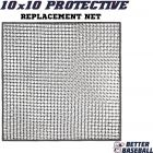Bullet Protective 10x10 Replacement Net