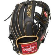 "Rawlings R9 Series 11.5"" Infield Glove: R9204-2BG"