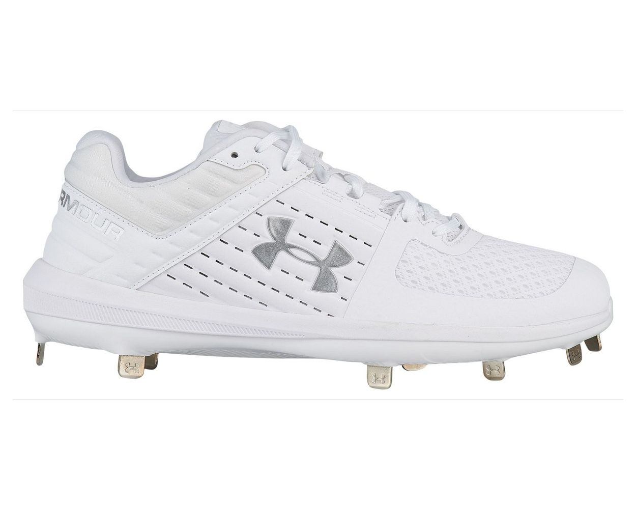 Under Armour Yard Low ST White/White