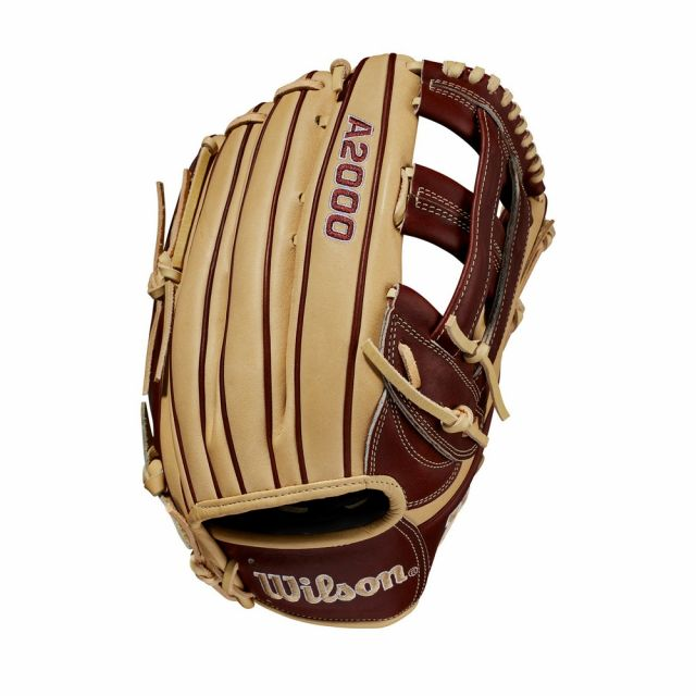 Wilson A2000 12.75 1799 Outfield Glove 2021