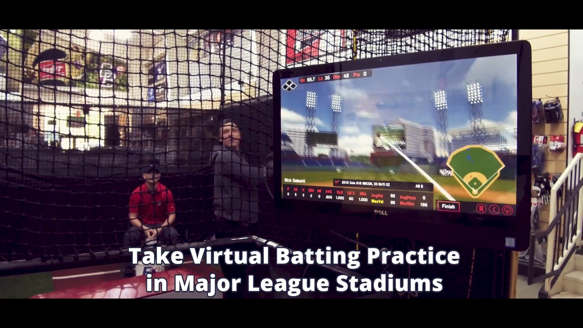 Virtual Batting Practice