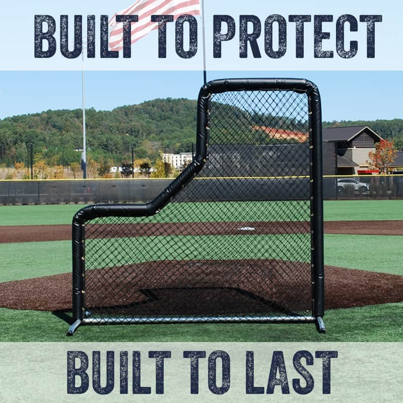 Baseball L Screens