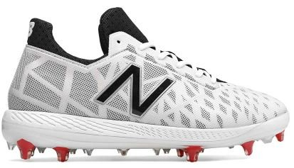 White Composite Adult Baseball Cleats