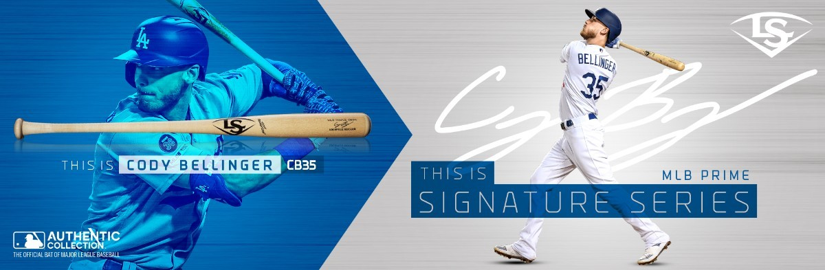 Cody Bellinger Bat