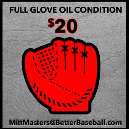 Full glove oil condition